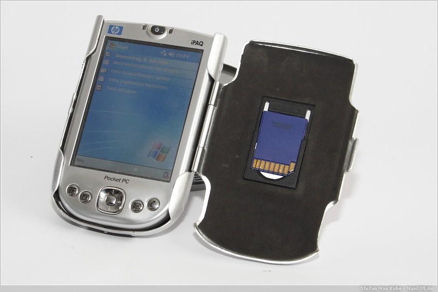 Verkaufe HP iPAQ H4150 PocketPC.
