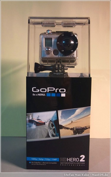 {gopro} GoPro HD HERO 2 Packung