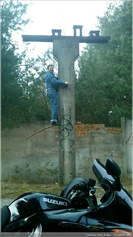 Kletterhilfe