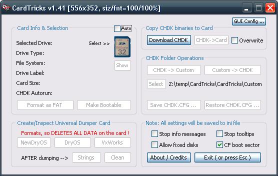 CHDK – Firmware-Hack EOS 350D | Max-Fun de