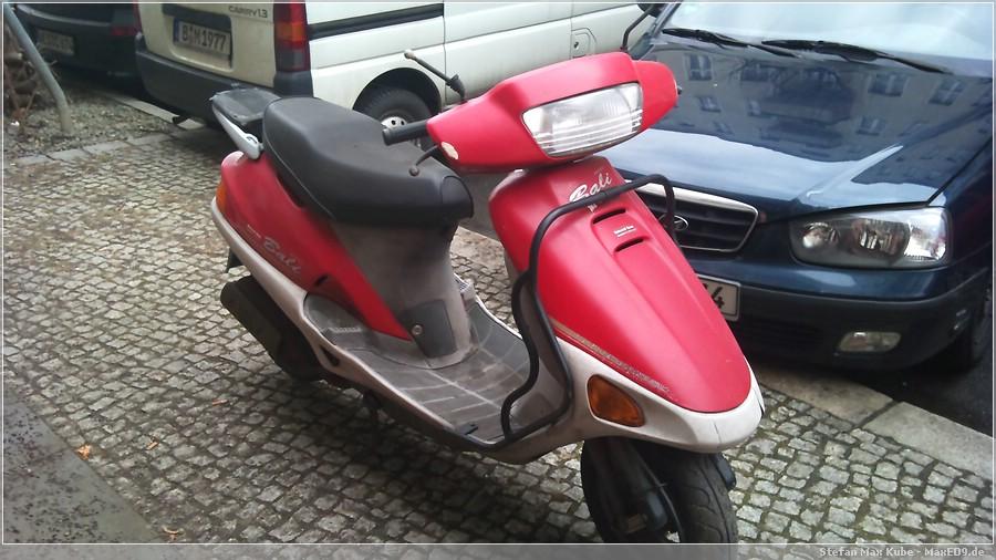 {hbc} Honda Bali