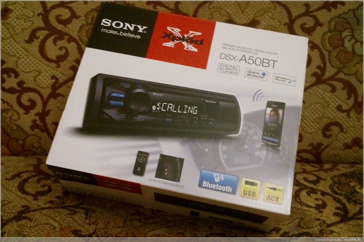 Sony DSX-A50BT