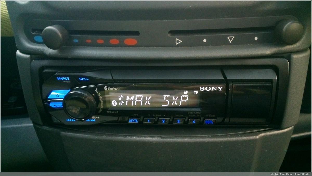 Radio im Smart
