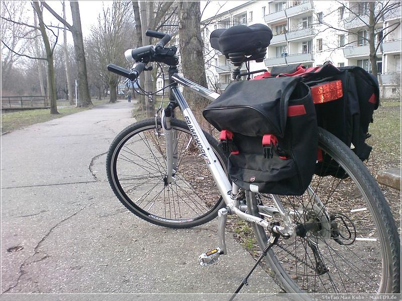 {fsw} Fahrrad im Frühling