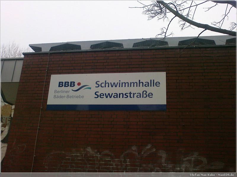 {ssh} Schwimmhalle Sewanstraße
