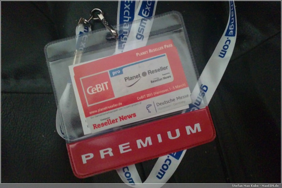 CeBIT Planet Reseller Premium Pass