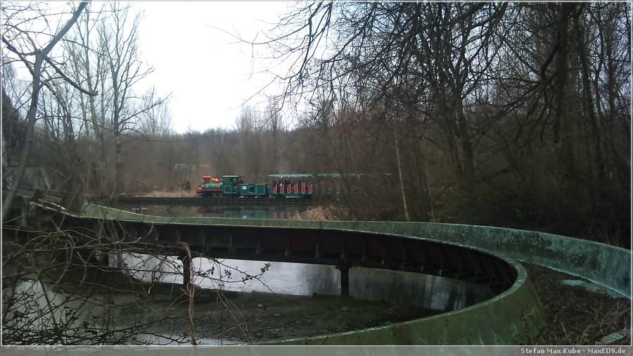 {kf} Spreeparkbahn - Wildwasserbahn