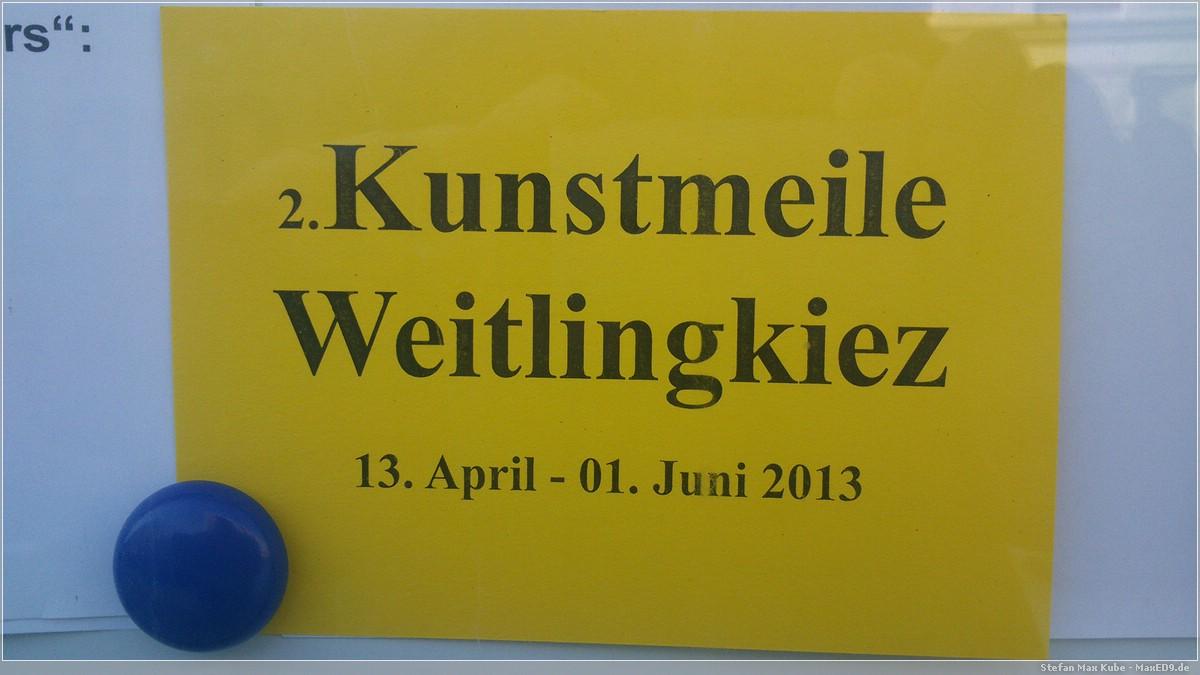 Kunstmeile Weitlingkiez