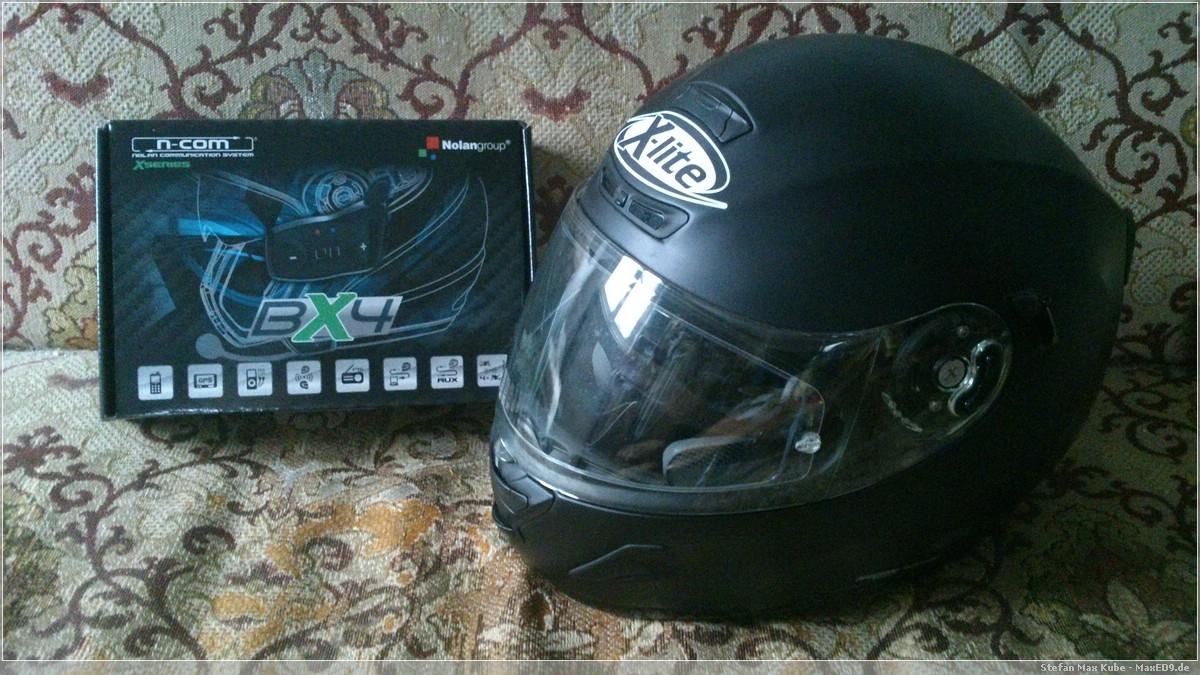 n-com BX4 und X-lite x-702