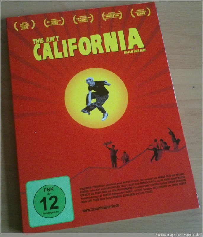 This Ain't California DVD