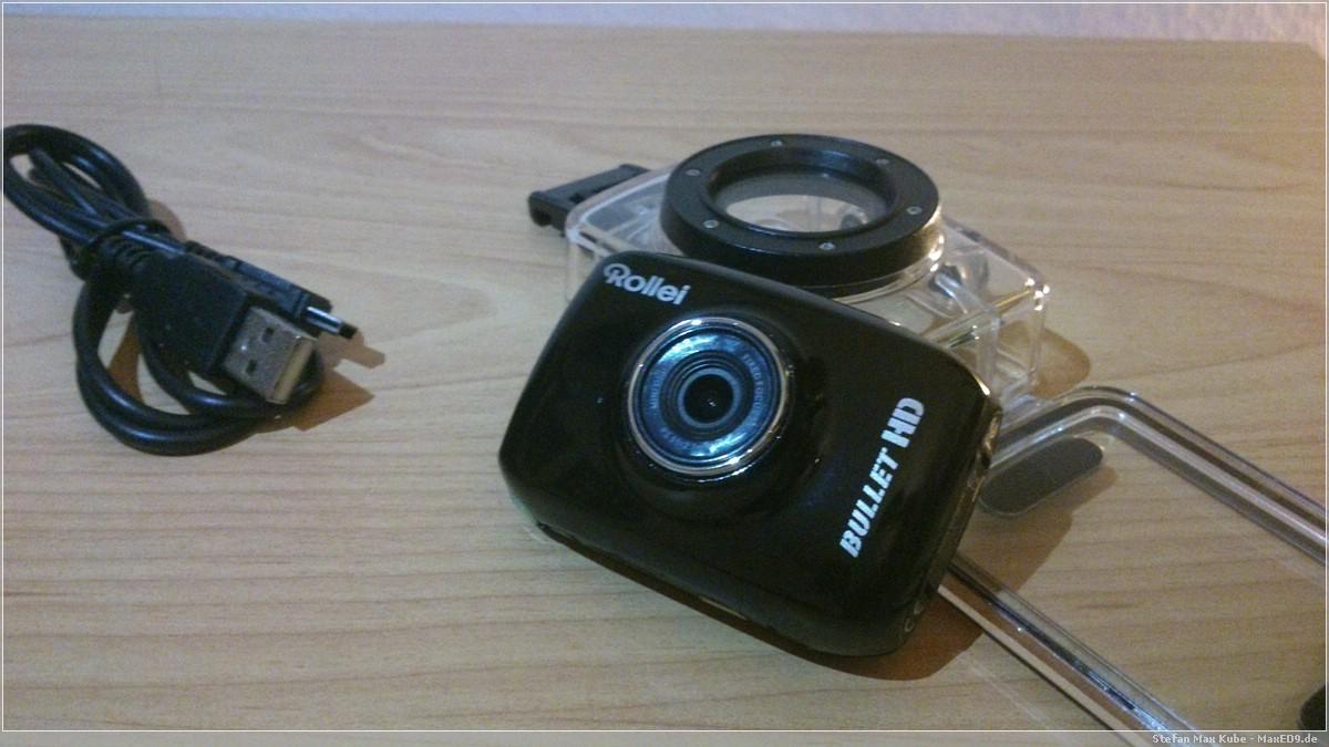 Kamera ohne Gehäuse