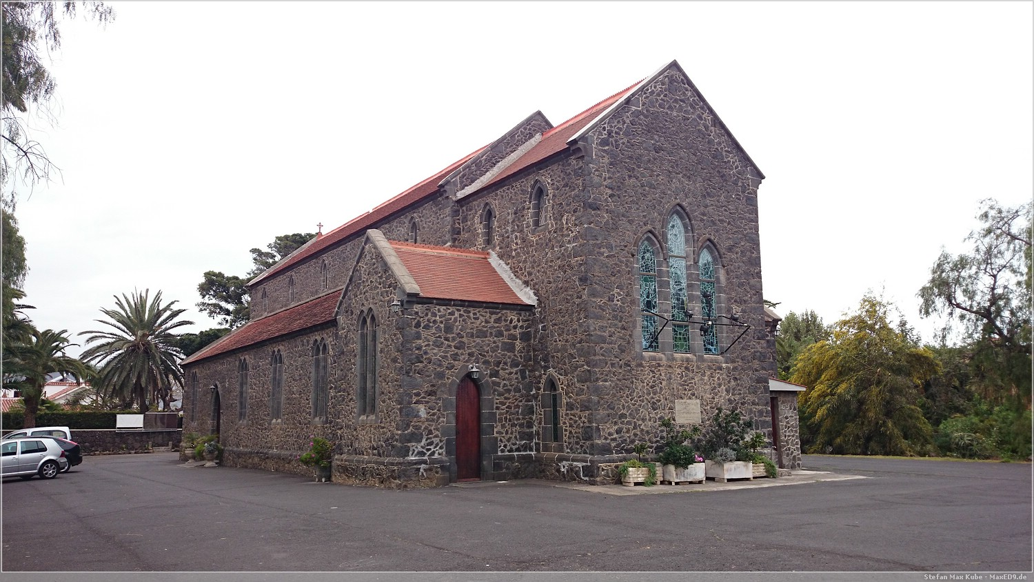 All Saints Anglican Church (Iglesia Anglicana)