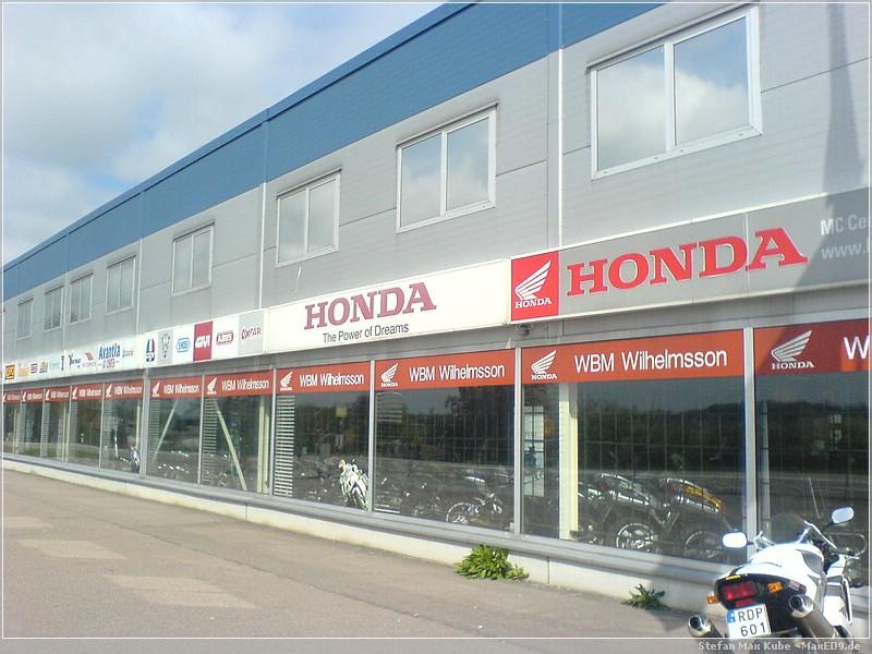 {hbg} Honda-Händler Helsingborg
