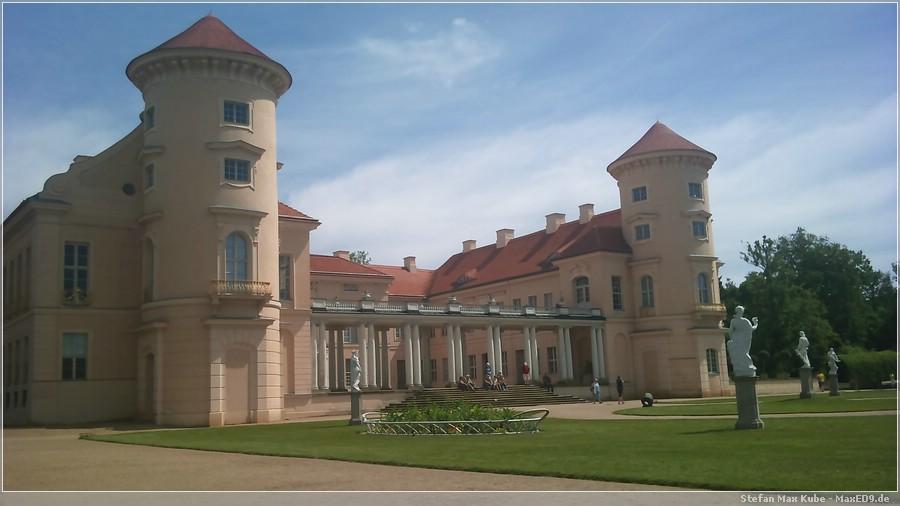 {mm} Schloss Rheinsberg