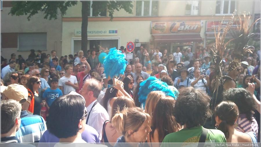 {mm} Karneval der Kulturen - Umzug