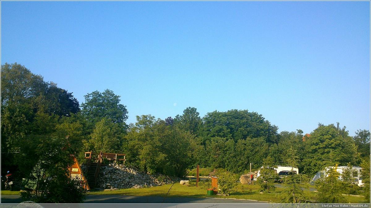 ein sonniger Morgen