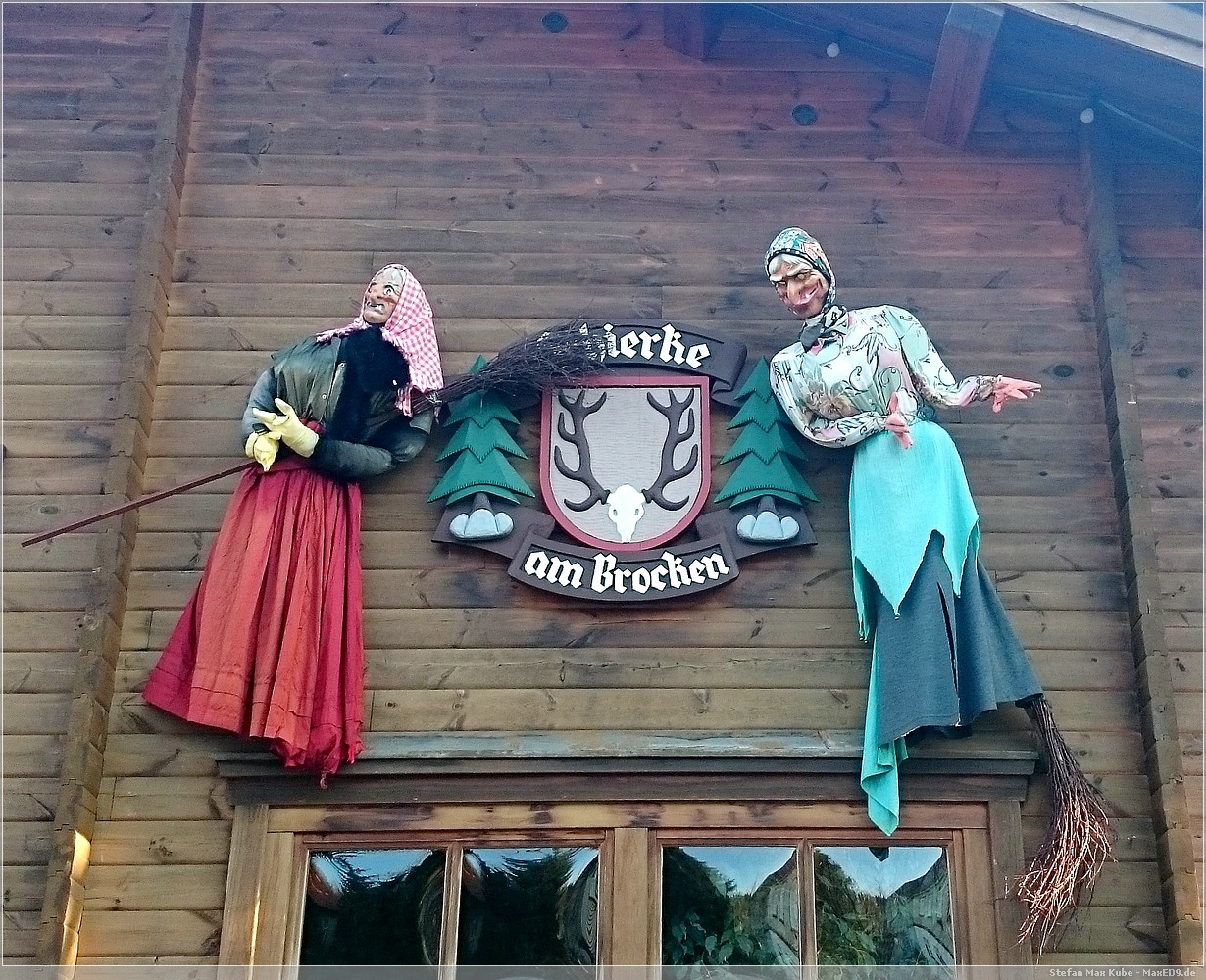 Hexen in Schierke