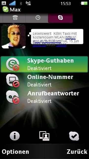 {ssk} Profil