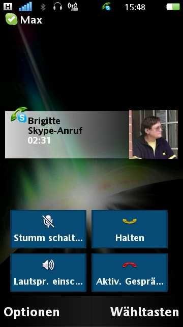 {ssk} Gesprächsfenster