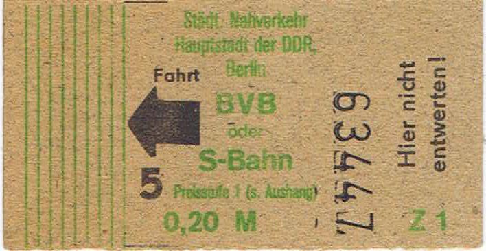 {fk} Fahrkarte Berlin
