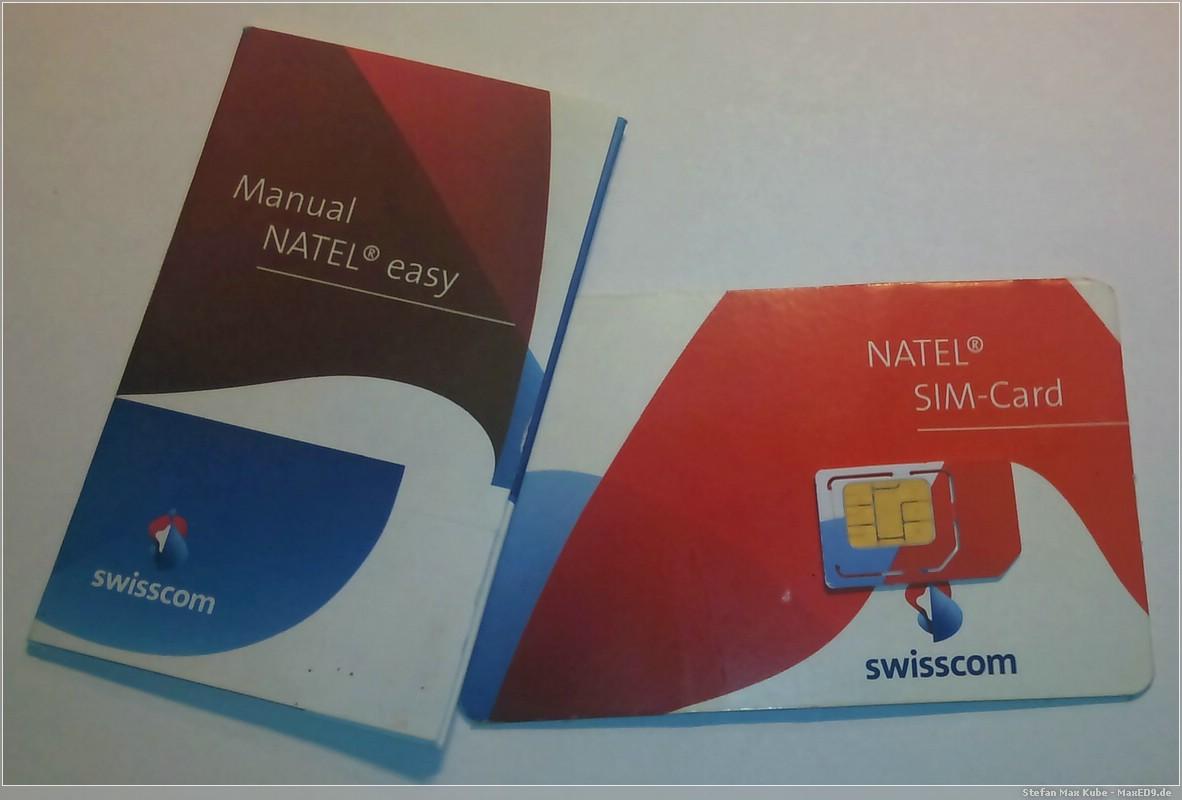 NATEL SIM-Card