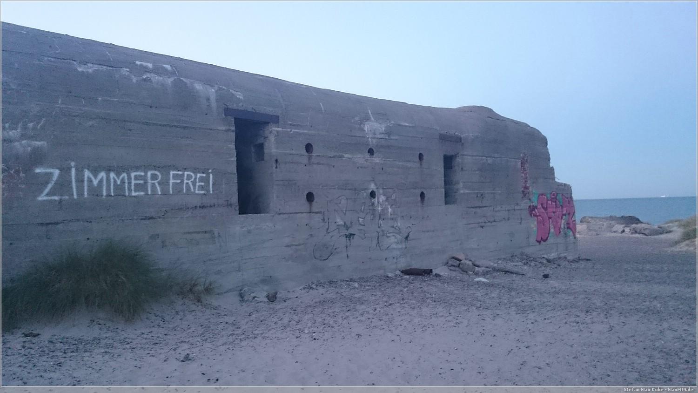 Bunker auf Grenen
