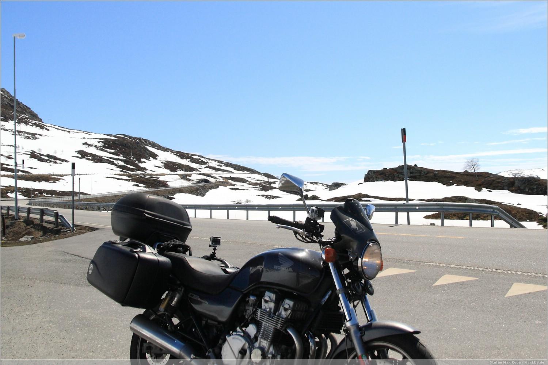 Schnee auf 1100m