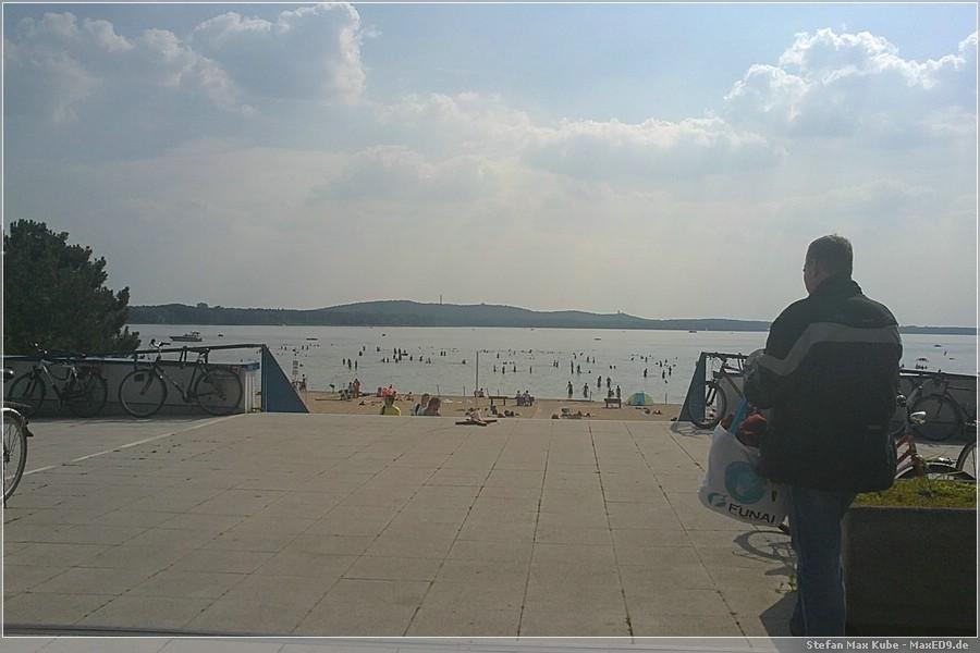 {msb} ab an den Strand