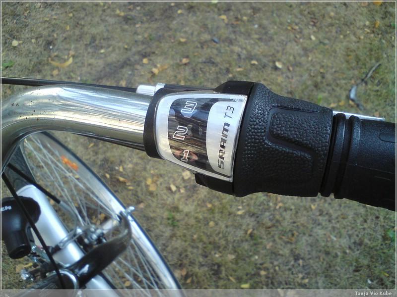 {fzv} Fahrrad: 3-Gang-Drehgriff-Schaltung
