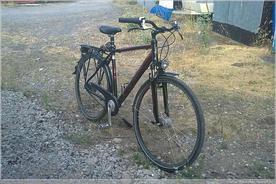 {brad} Bruders Fahrrad