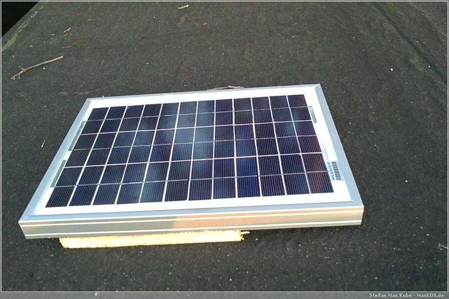{sol} Solarpanel