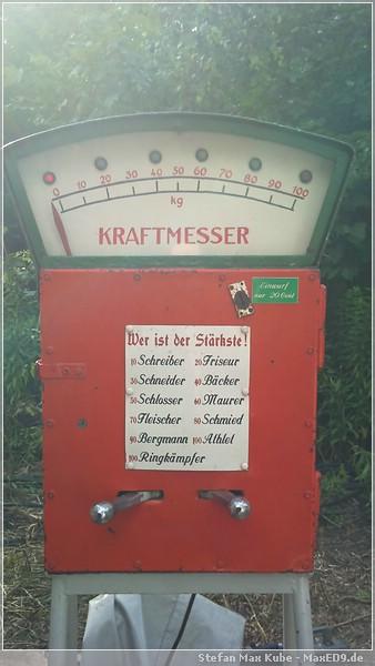 {sis} Kraftmesser