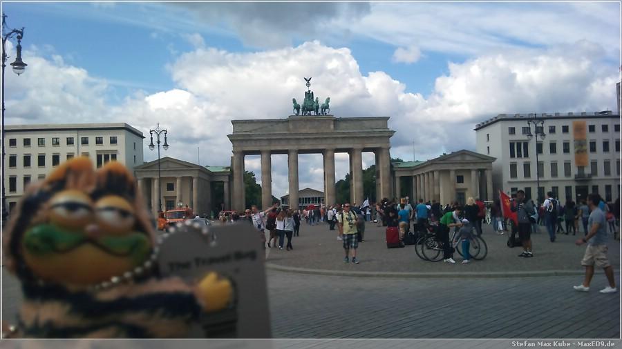 {sst} Brandenburger Tor