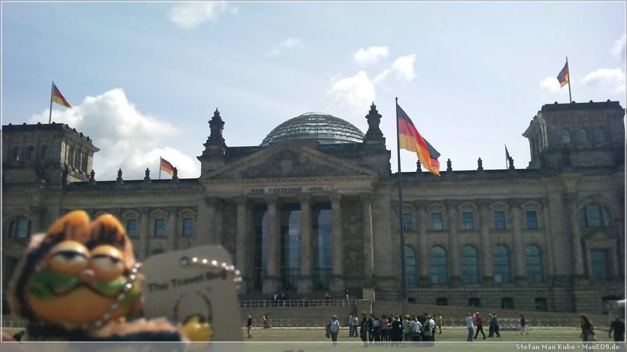 {sst} Reichstag