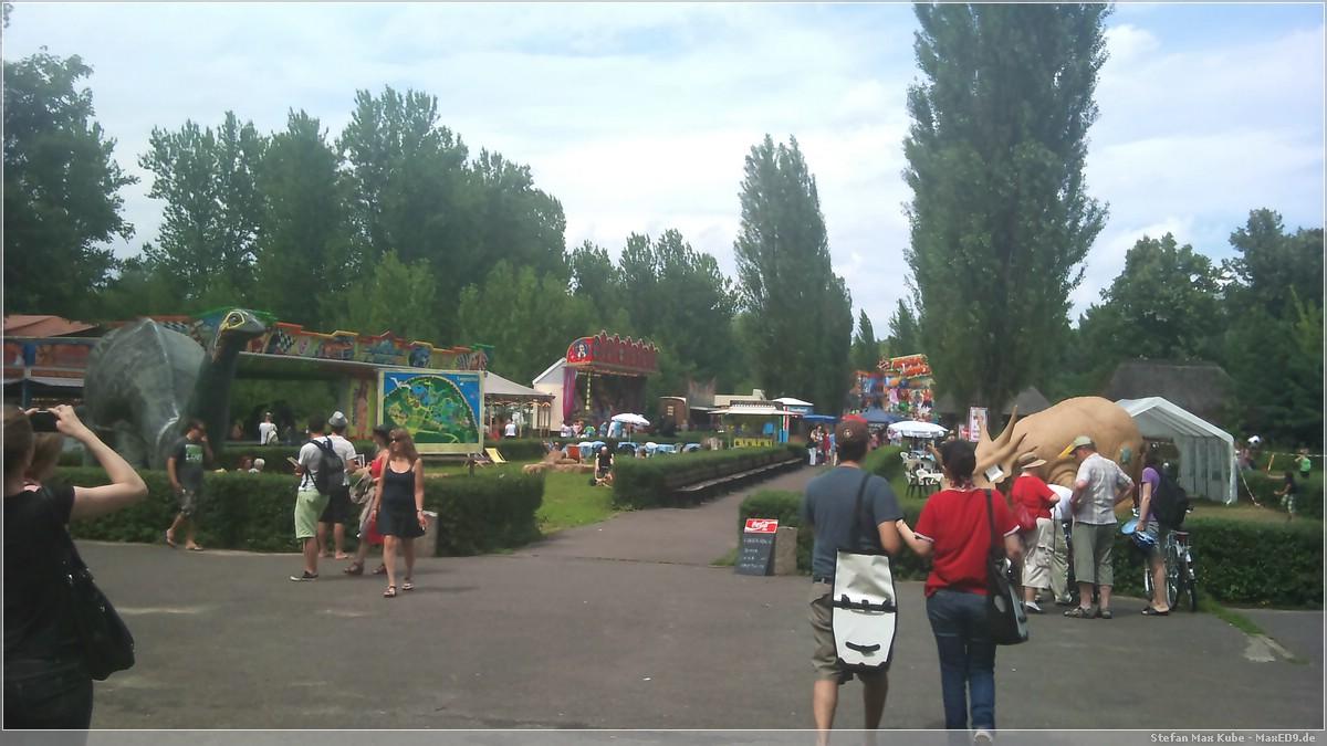 Sommerfest im Spreepark