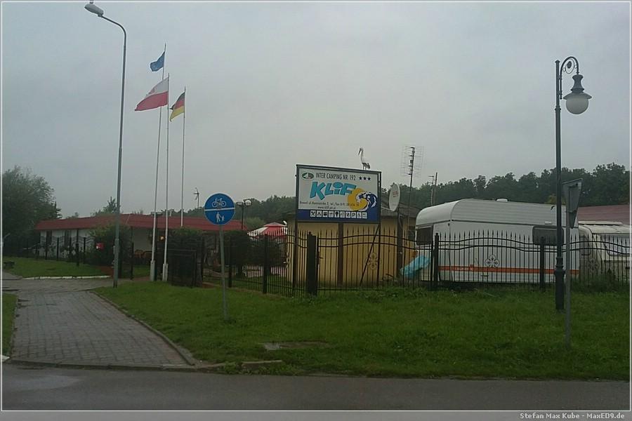 {two} Campingplatz