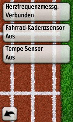Sensor verbunden
