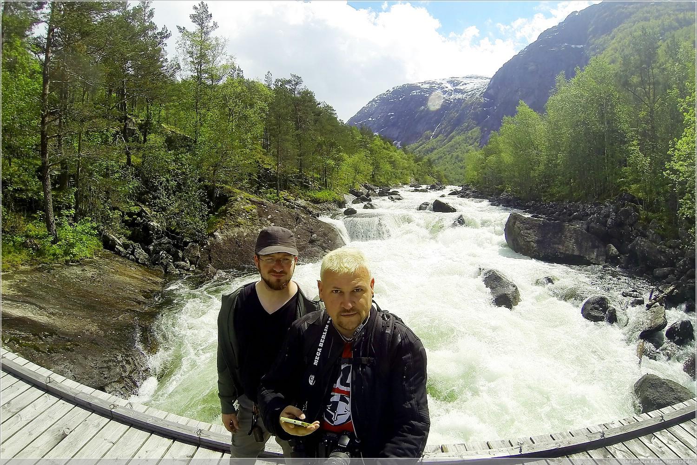 Kinso, Husedalen, Hordaland, Norwegen