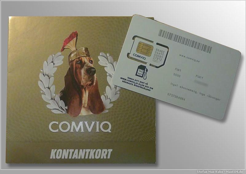 COMVIQ Prepaid