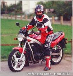 {mops} Suzuki GS500E
