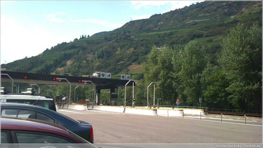 {swr} Autobahnabfahrt Bolzano