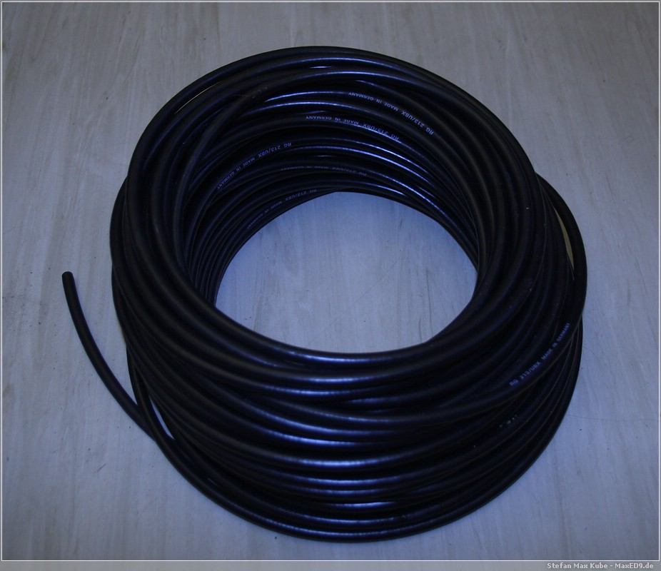 RG-213 Kabel