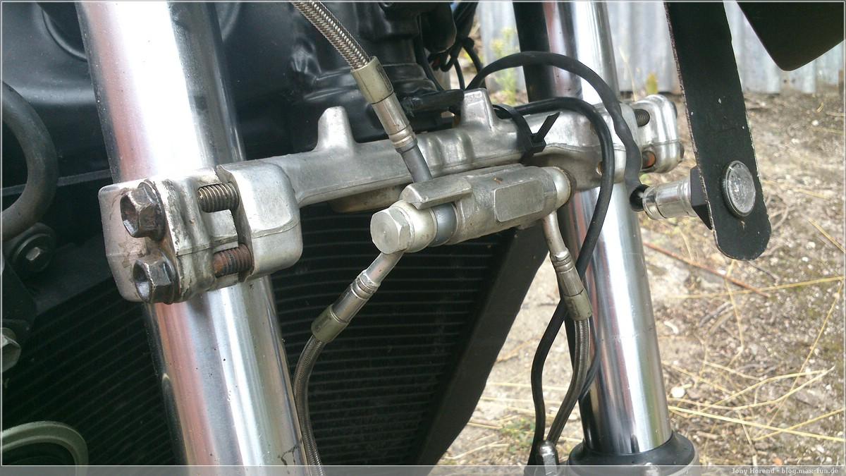 Stahlflex-Bremsleitungen