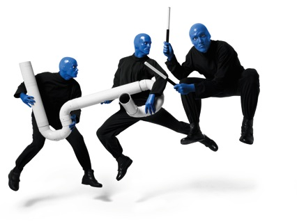 {bmg} Blue Man Group