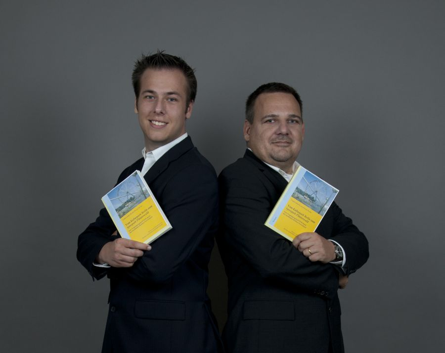 {spl} Christopher Flade und Sacha Szabo