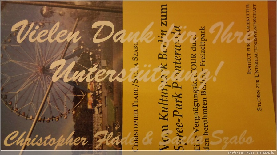 {spl} Dankeschön-Karte