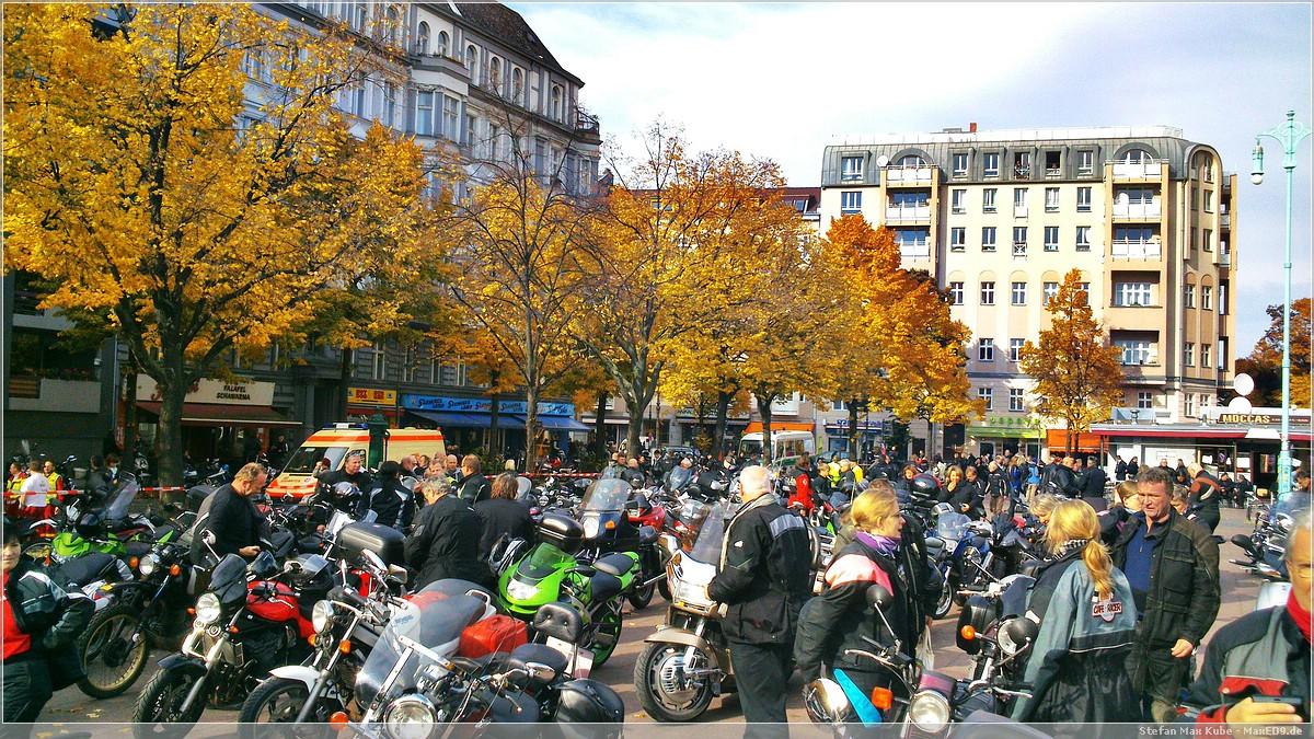 auf dem Winterfeldplatz
