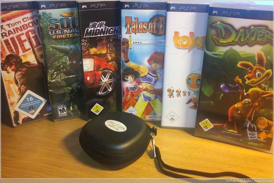 PSP-Spiele