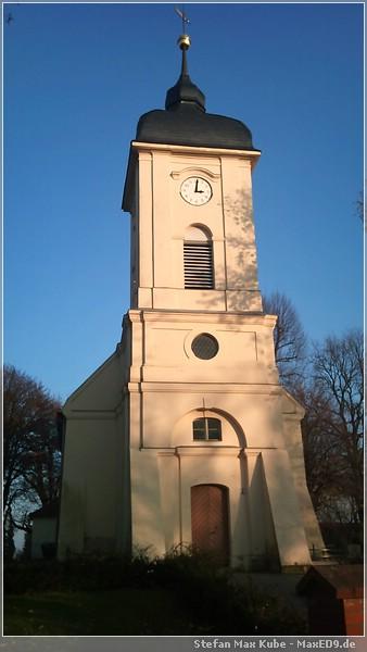 {hmt} Kirche Klosterfelde