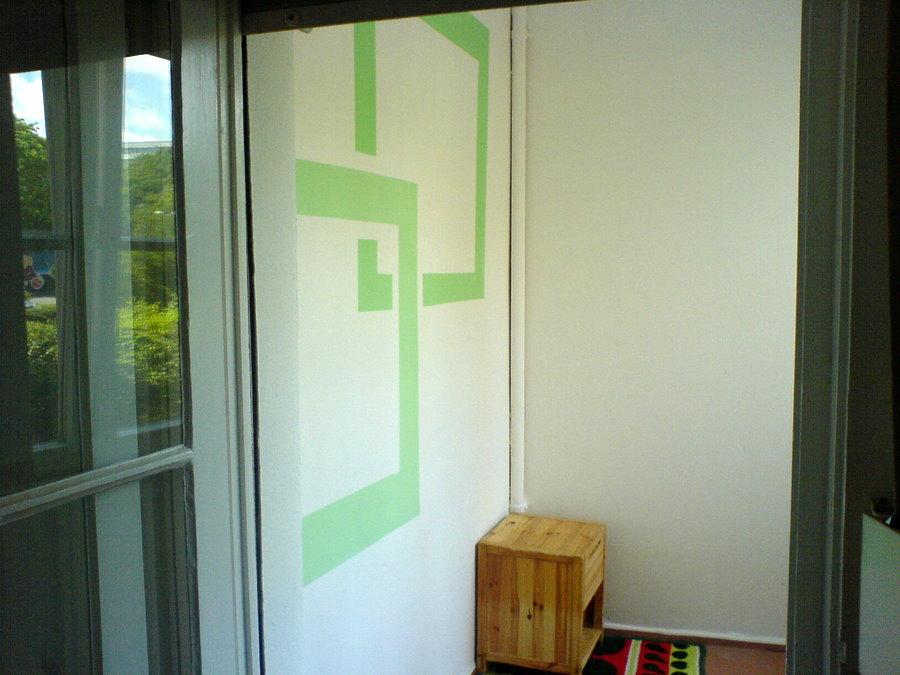 {balkon} Balkon-Kunst 2
